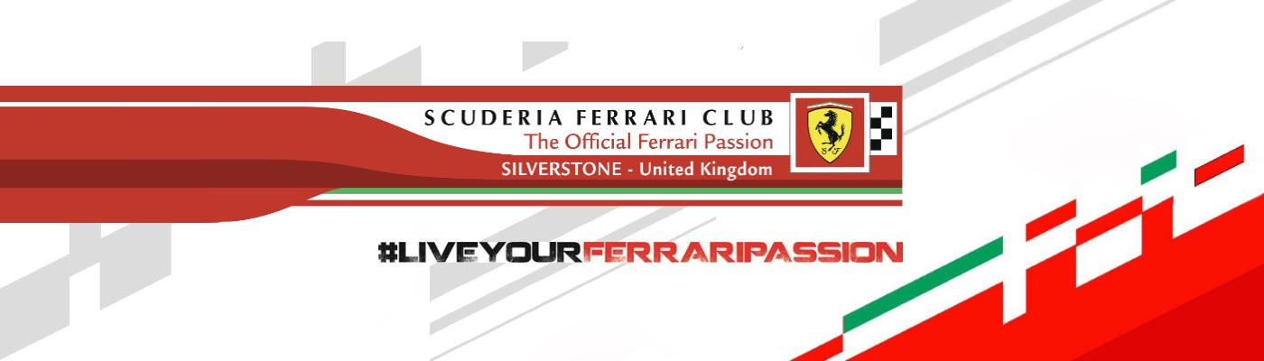 Scuderia Ferrari Club Silverstone – United Kingdom